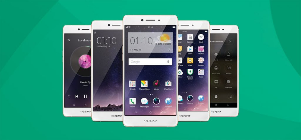 oppo r7s release