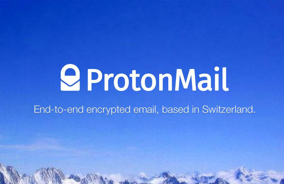 Beveiligde maildienst ProtonMail nu beschikbaar voor Android