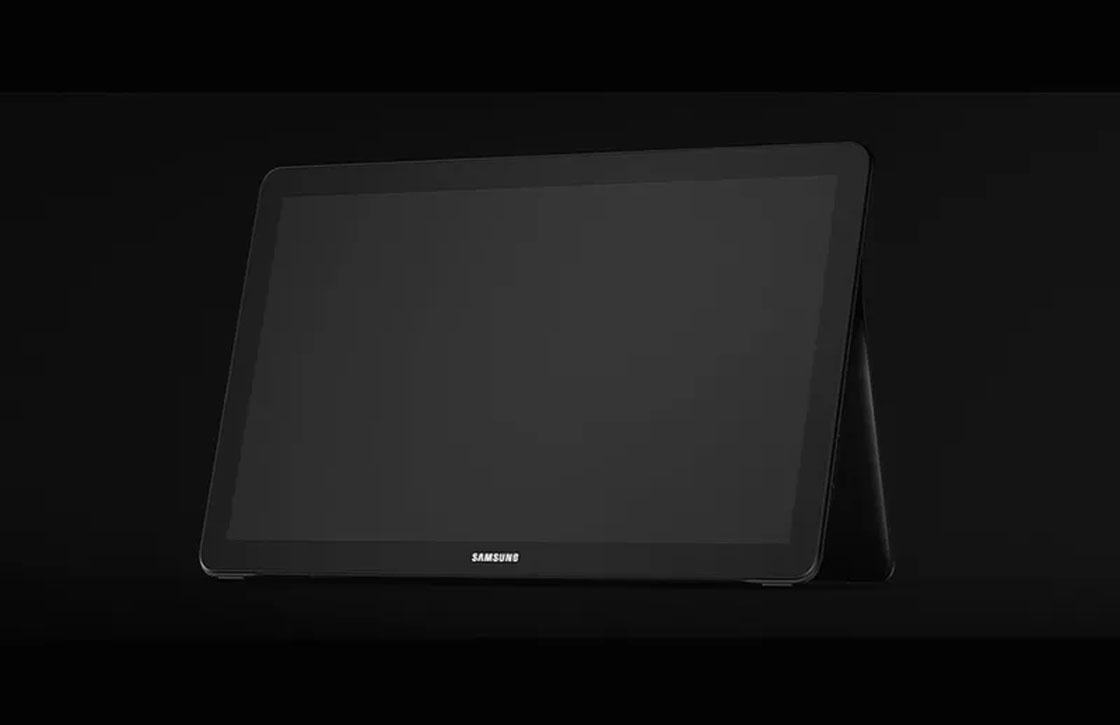 'Uitgelekte foto's tonen gigantische Galaxy View-tablet'