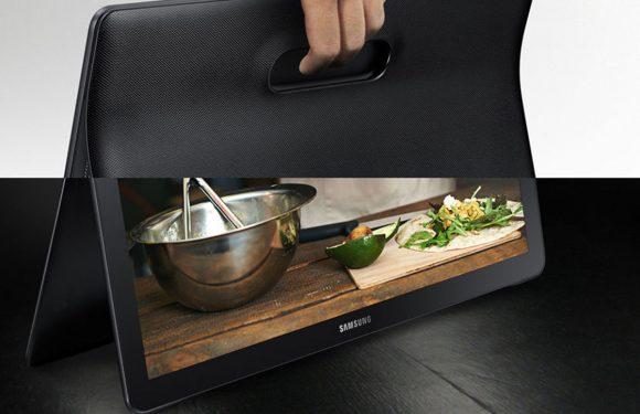 Samsung onthult Galaxy View-tablet met 18,4 inch-scherm