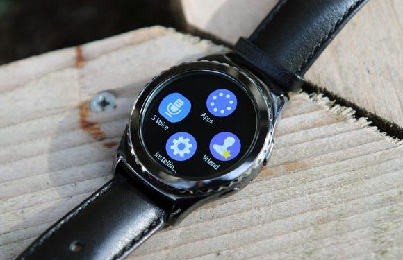 Samsung Gear S2 heeft primeur met elektronische simkaart