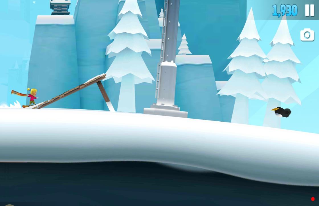 Ski Safari 2: laat de winter maar komen