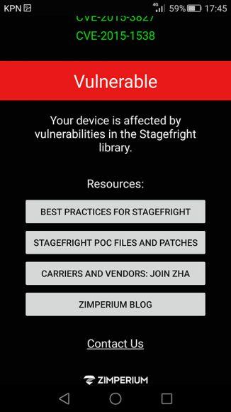 Stagefright Detector 5.0
