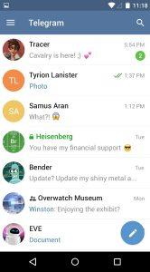 telgram-update