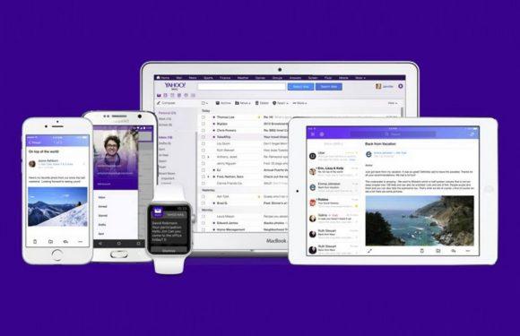 Yahoo Mail-app: wachtwoordvrij en meerdere accounts beheren