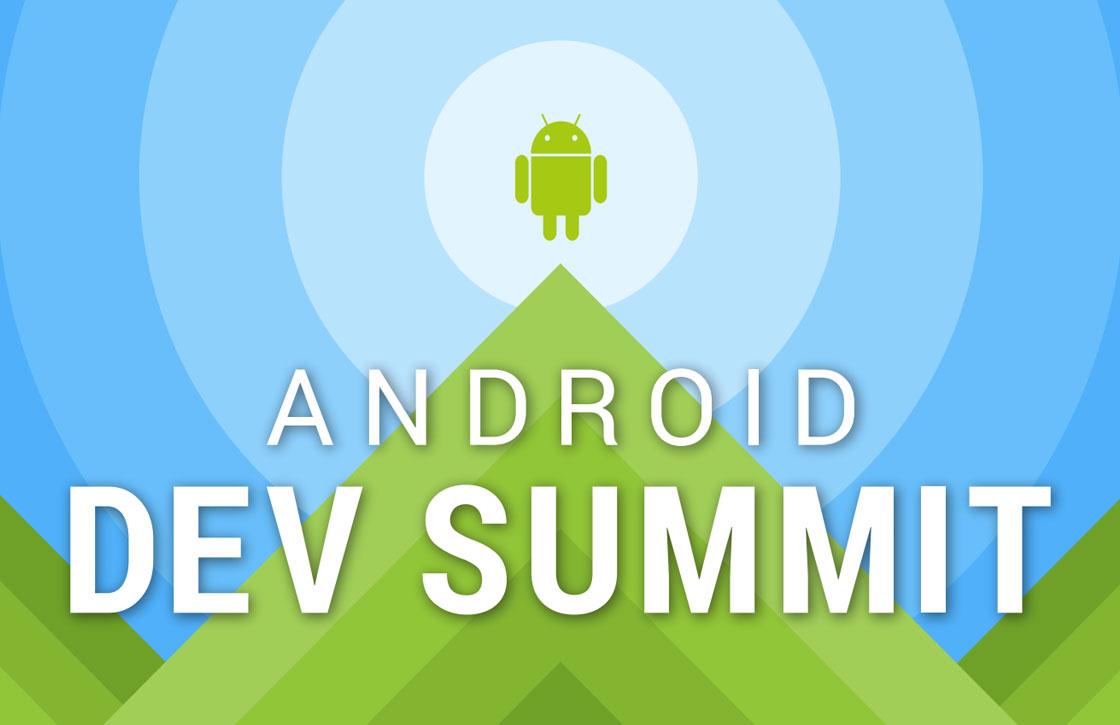 Kijktip: Android Dev Summit-video's nu op YouTube