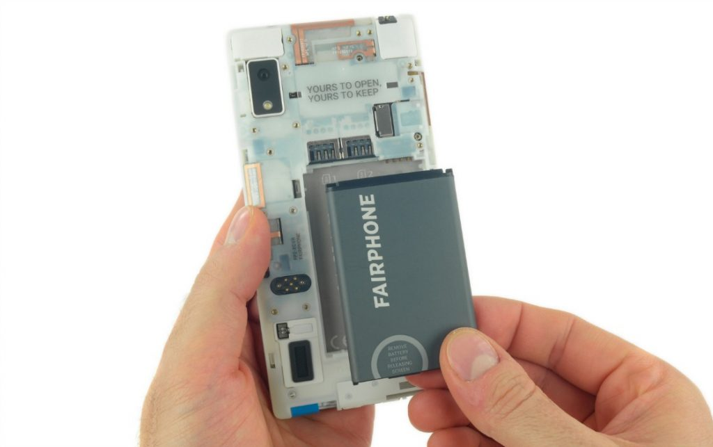 Fairphone 2 repareren