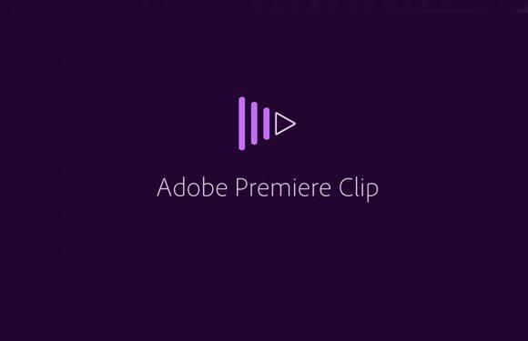 Video's bewerken op je Android met Adobe Premiere Clip