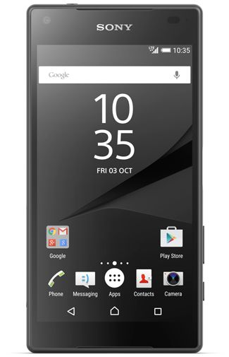 xperia z5 compact android smartphone