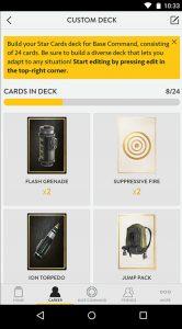 Battlefront companion-app