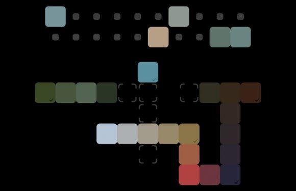 Blendoku 2: uitdagende variant op Sudoku voor Android