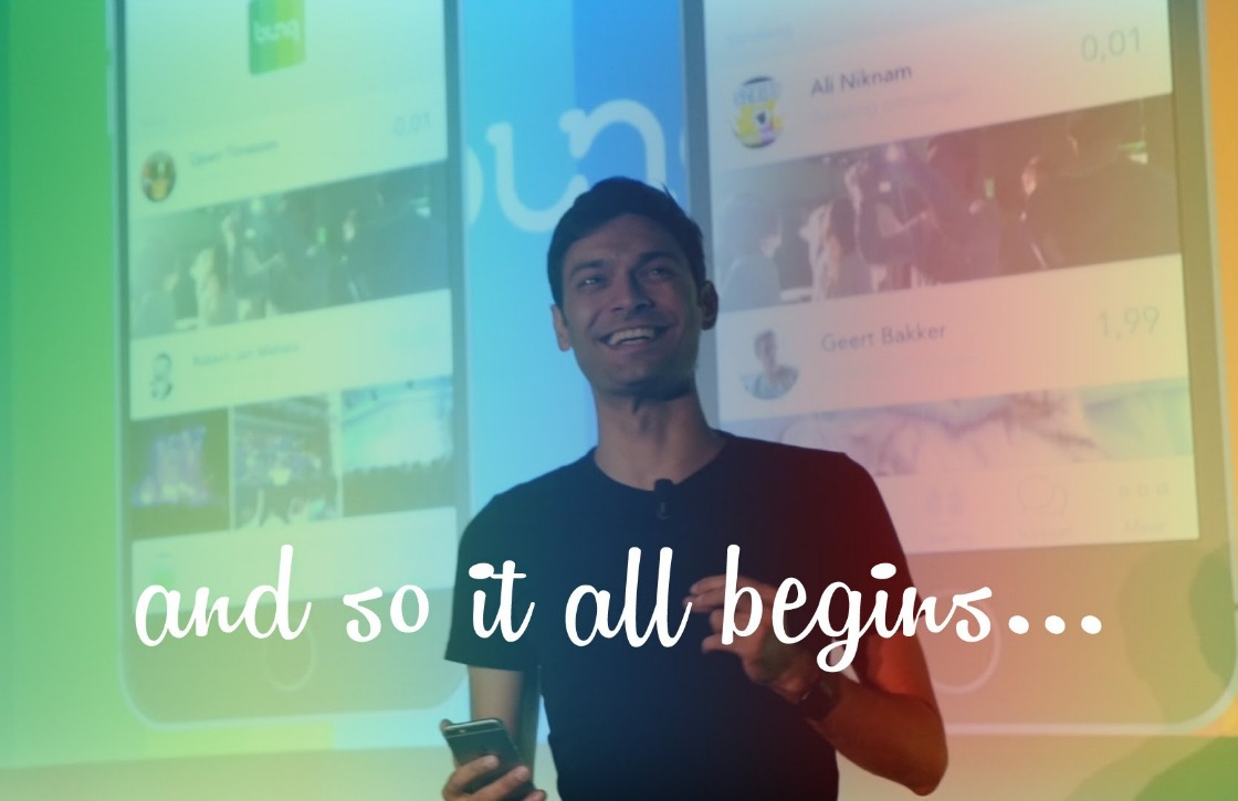 Bunq: nieuwe bank maakt met app onderling betalen makkelijk