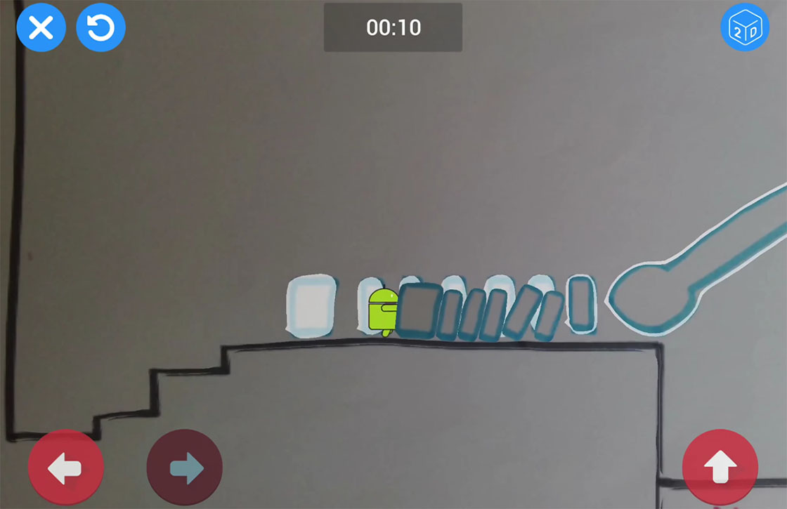 Draw Your Game: maak je eigen Android-game