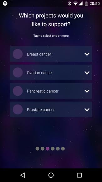 Dreamlab kankeronderzoek
