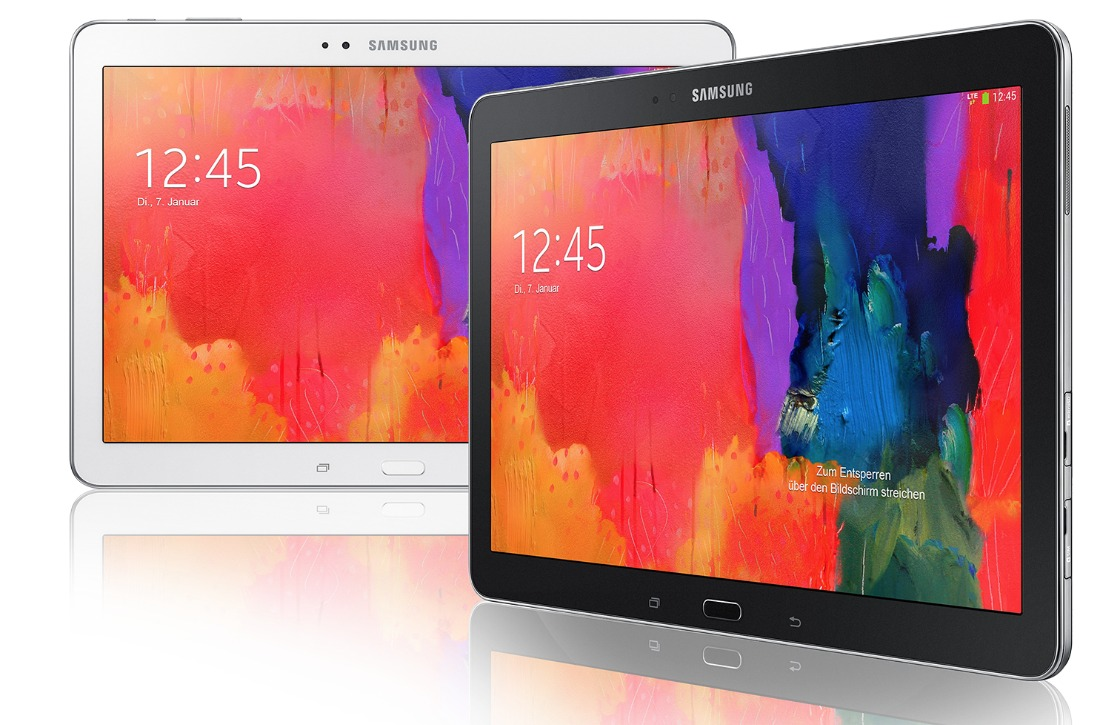Samsung: geen Lollipop-update voor Galaxy Tab Pro in Benelux
