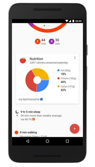 Google Fit fitness-apps