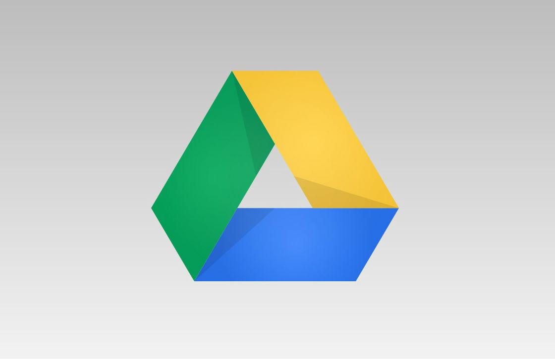 Google Drive biedt offline toegang tot pdf's, plaatjes en Office-bestanden