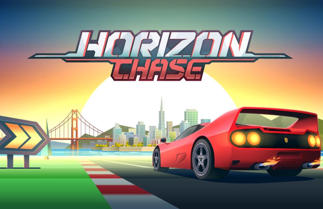 Horizon Chase: toffe racegame met retro graphics
