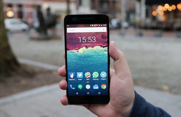 Huawei Nexus 6P beveiligingsupdates