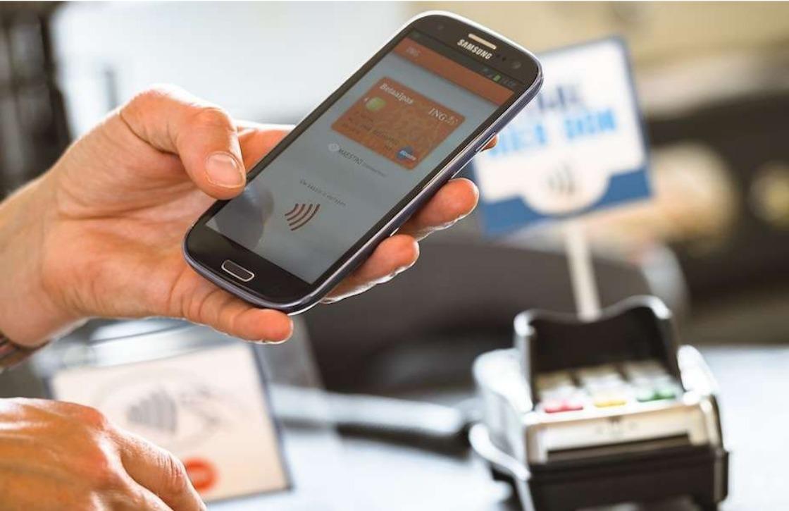 Weg met de portemonnee: de toekomst van betalen is je Android