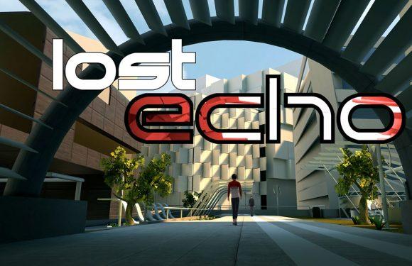 Prachtige sci-fi-wereld in adventuregame Lost Echo