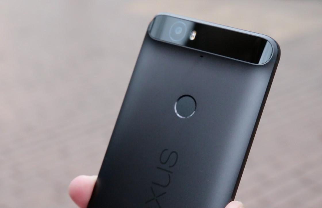 Android 7.1.2 maakt vingerafdrukscanner Nexus 5X en 6P slimmer