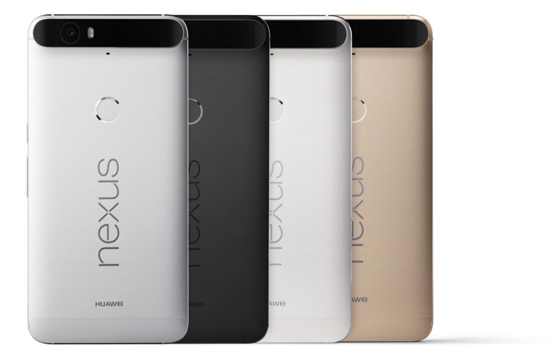 Nexus 6P nu verkrijgbaar in de Google Store (en elders)