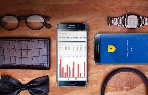 KNOX: Samsungs smartphonekluis nader bekeken