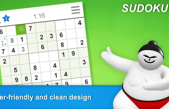 Sudoku Denksport-app nu te downloaden in Google Play
