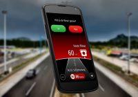 TomTom Flitsers waarschuwt voor flitsers en trajectcontroles