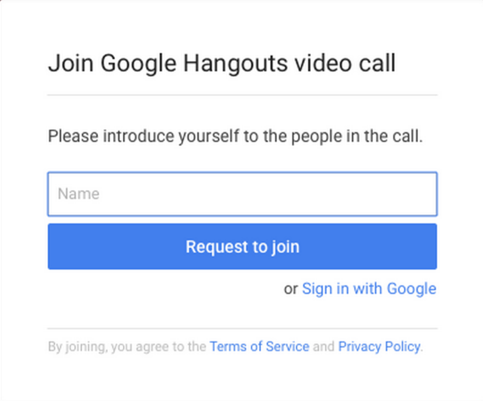 videobellen met hangouts