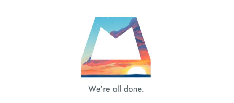 Mailbox stopt