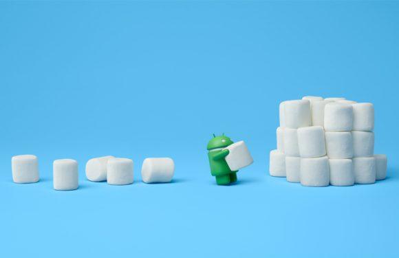 Android 6.0 groeit door: nu op 7,5 procent van alle Androids