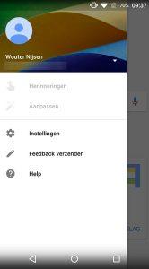 app-suggesties uitschakelen