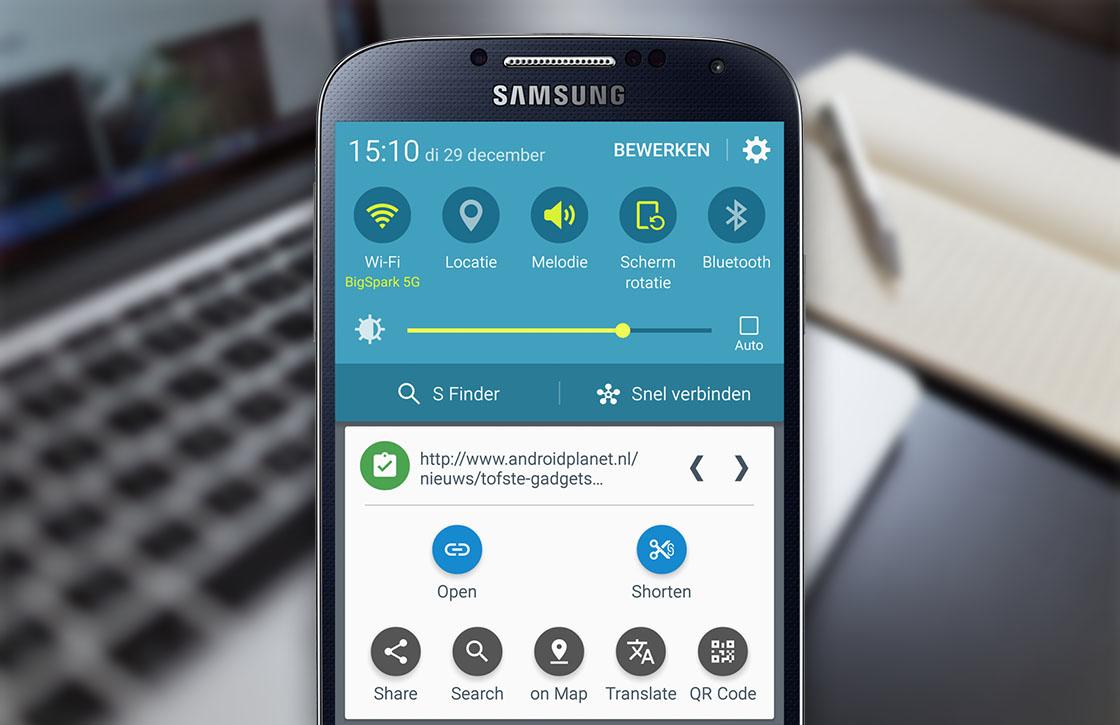 clipboard actions handige klembord app voor android. Black Bedroom Furniture Sets. Home Design Ideas