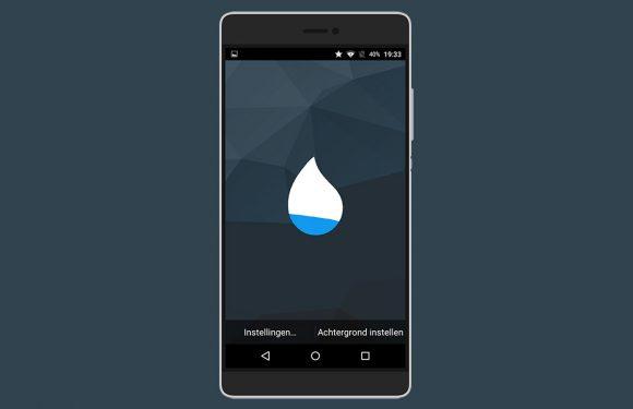 Deze app toont je dagelijkse beweging als live wallpaper