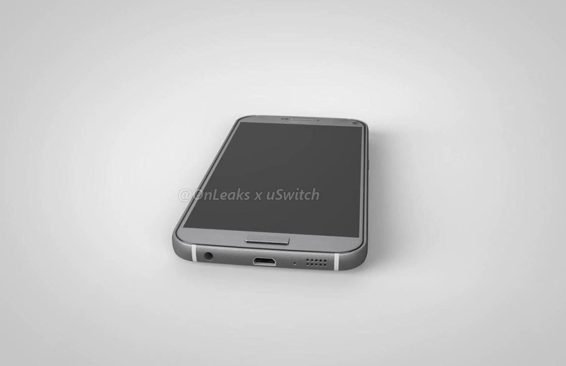 'Geen uitbreidbare opslag en usb-c voor Galaxy S7'
