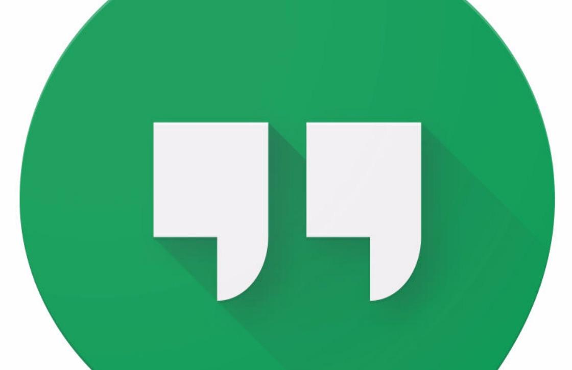Duo vervangt Hangouts als vooraf geïnstalleerde app op Android