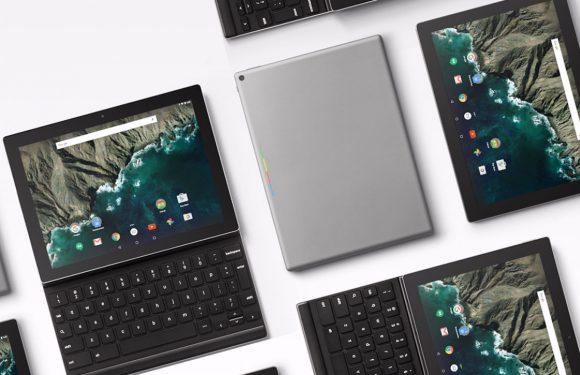 Google Pixel C was niet bedoeld als Android-tablet
