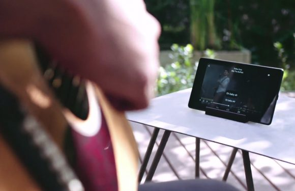 Zo verbind je Spotify met liedteksten-app Musixmatch