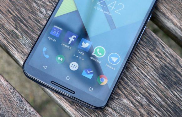 Motorola: enorm scherm Nexus 6 was wens van Google