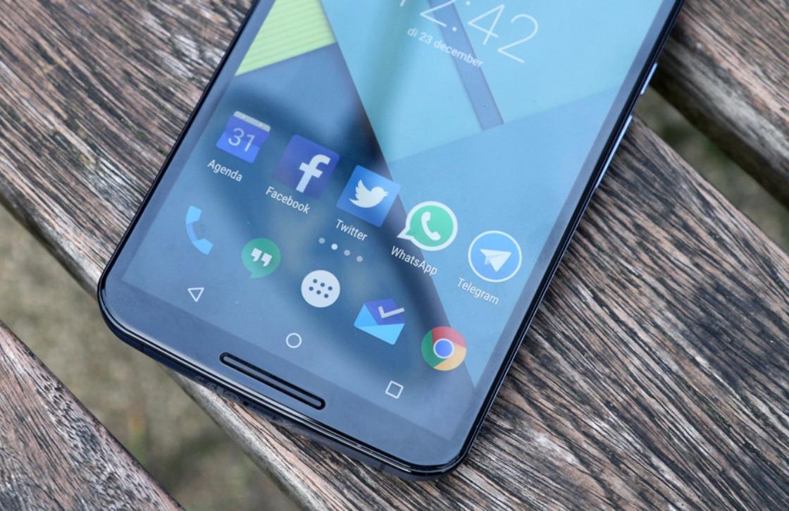 Nexus 6 kampt wereldwijd met 4G-problemen