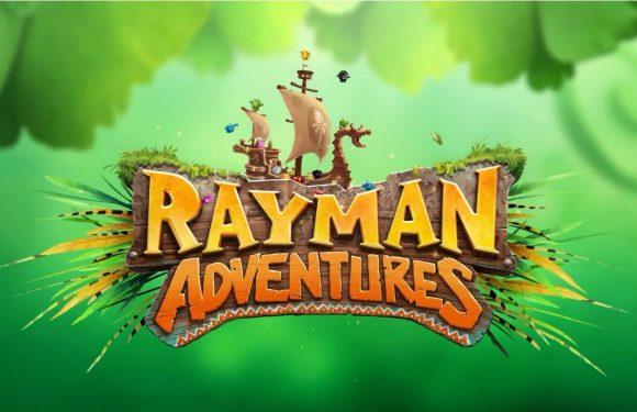 Rayman Adventures: fraaie nieuwe platformgame nu beschikbaar