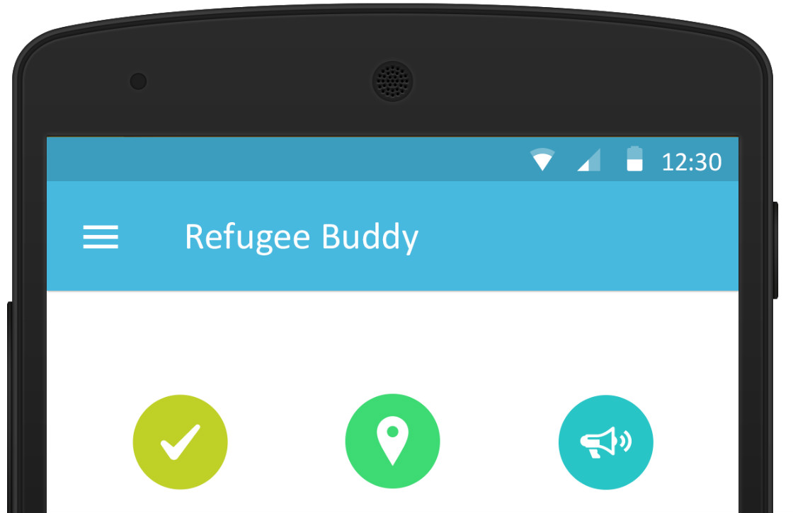 Refugee Buddy: Rode Kruis-app helpt vluchtelingen in Nederland