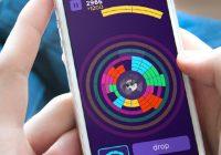 Tetris in een cirkel met Nederlandse game Rotatris
