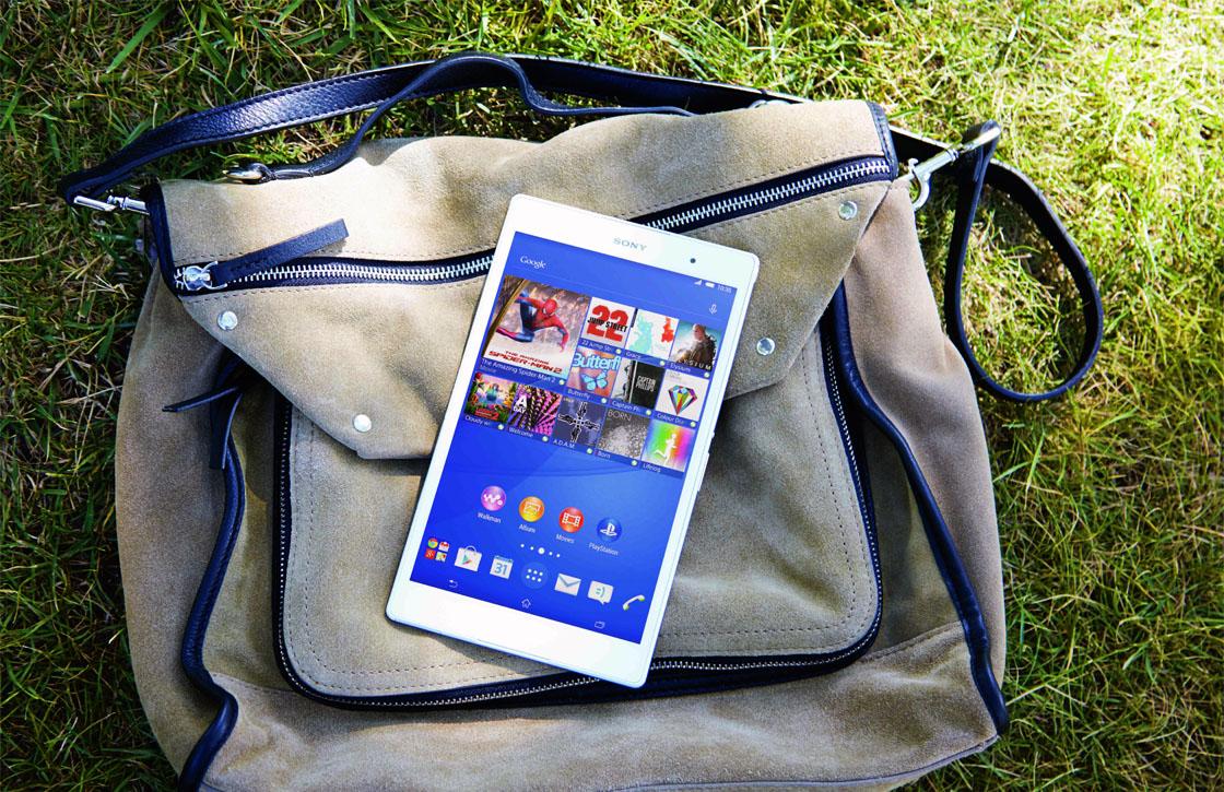 Sony Xperia Z3 Tablet Compact Review: dun, licht en erg duur