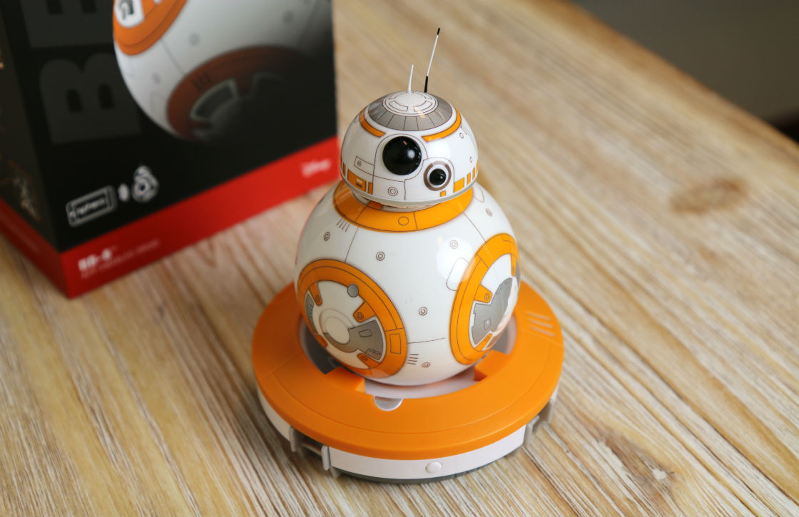 Sphero BB-8 Review: prijzige gadget voor fanatieke Star Wars-fans