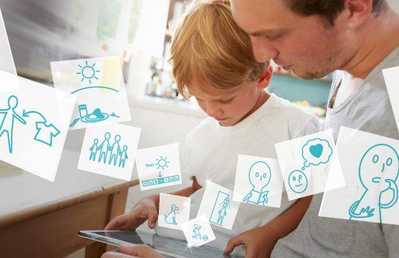 SwiftKey Symbols helpt kinderen zich uiten zonder woorden