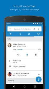 Google Telefoon
