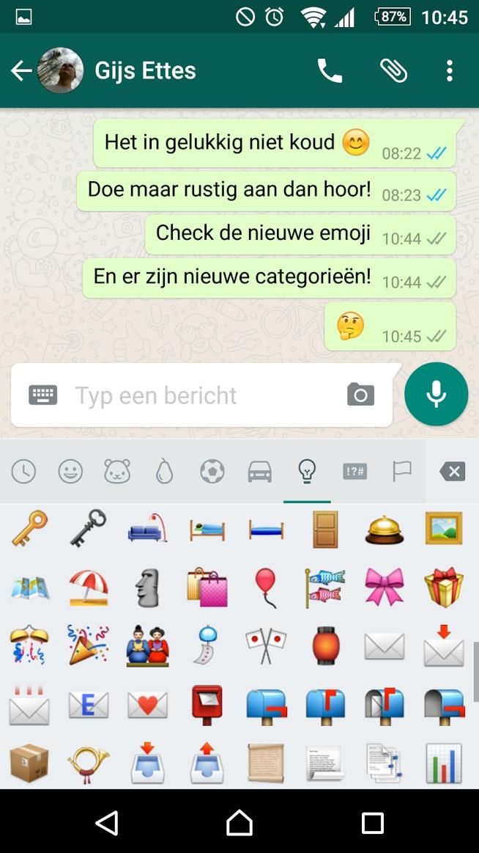 Android WhatsApp automatisch herunterladen